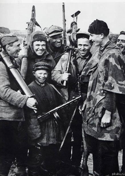Фото войны 1941-1945 с детьми