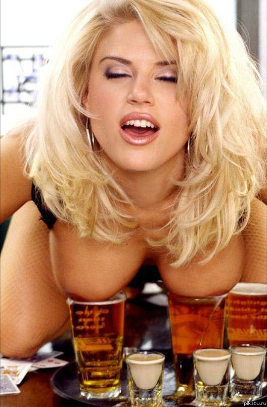 пиво и сиськи фото