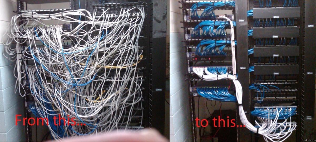 Как сделать сервер на офисе