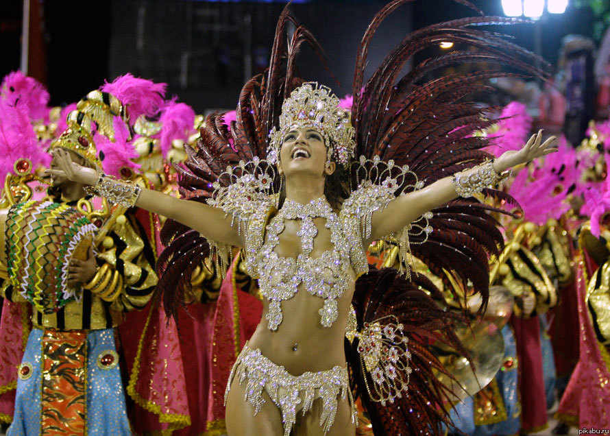 картинки танцы на карнавале