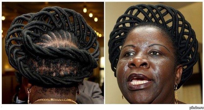 Африканки волосы как сделать 738