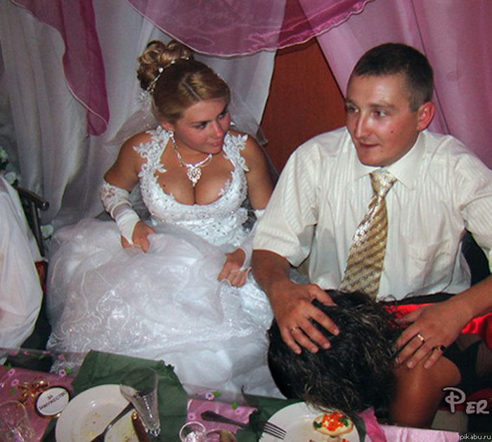 95Одна невеста на толпу порно