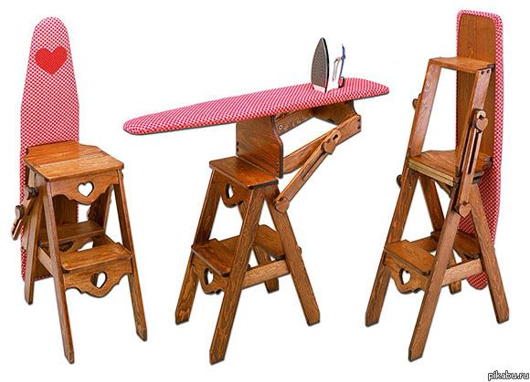 табурет и стулья своими руками