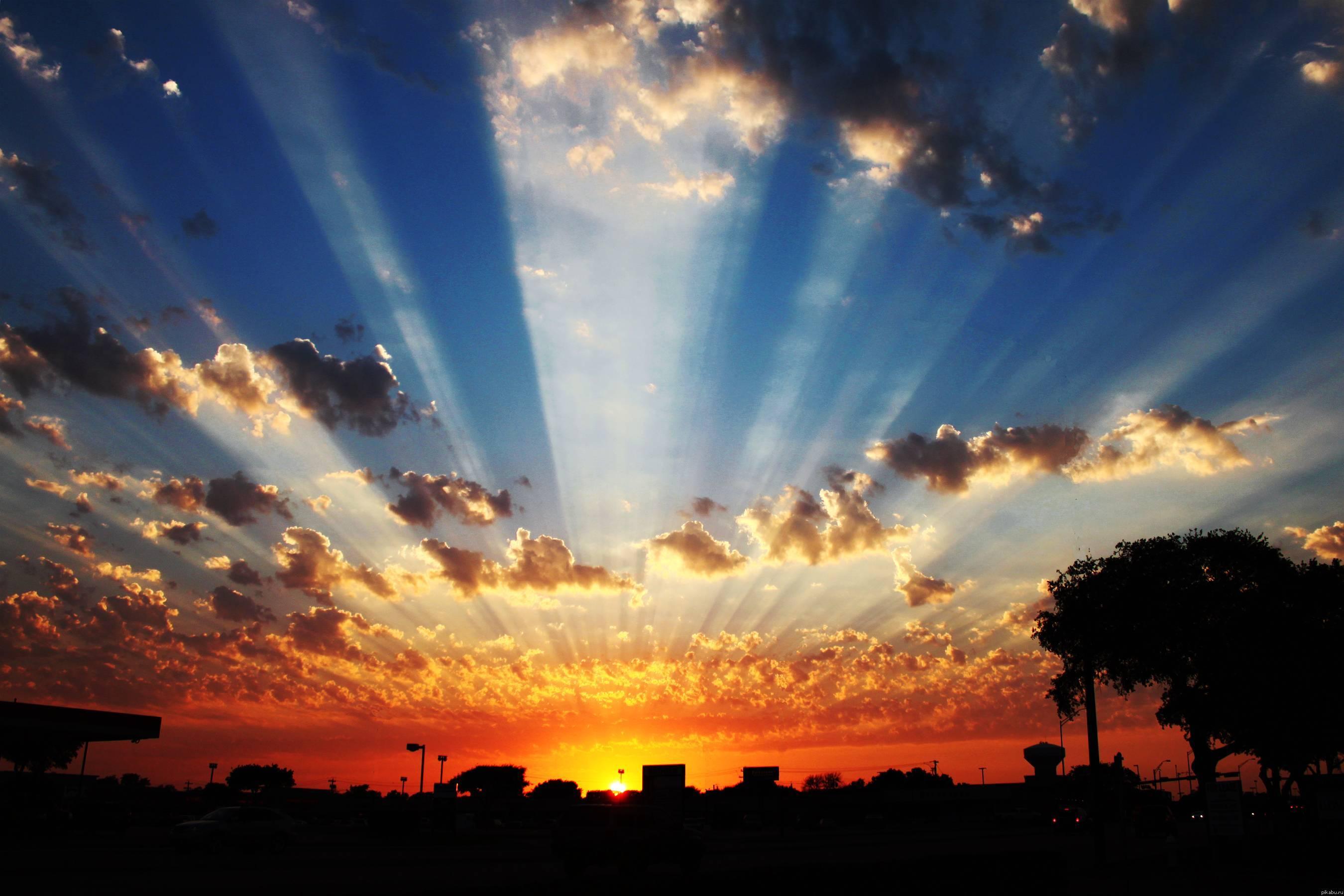красивые рассвет фото