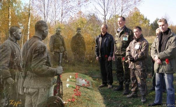 Раскопки солдат олександр оцупа
