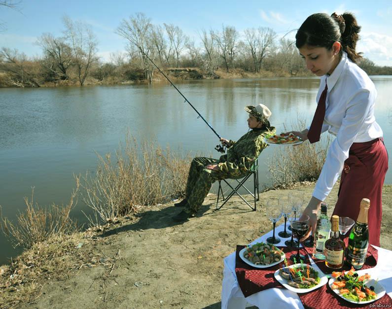 когда на рыбалку можно идти