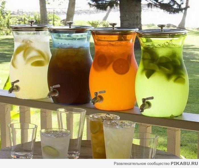 напиток в домашних условиях рецепт с фото