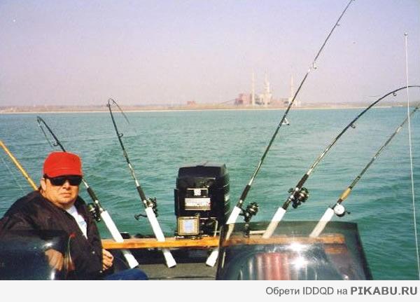 метод троллинга рыбалка