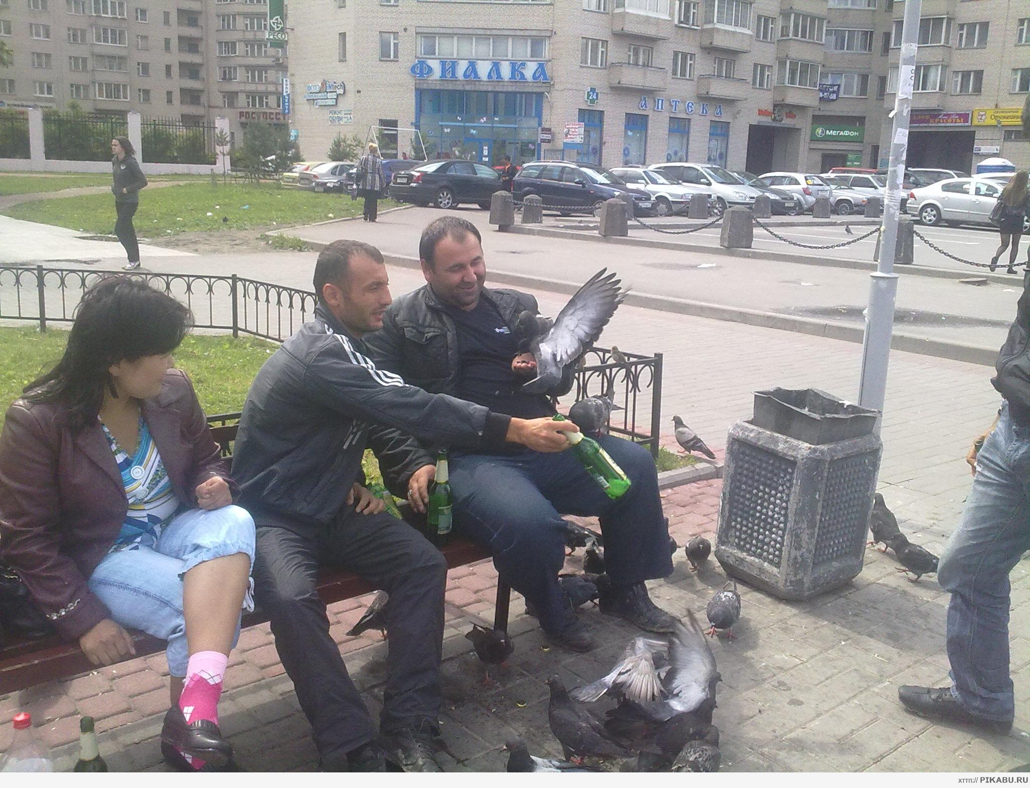 руские пьяные фото