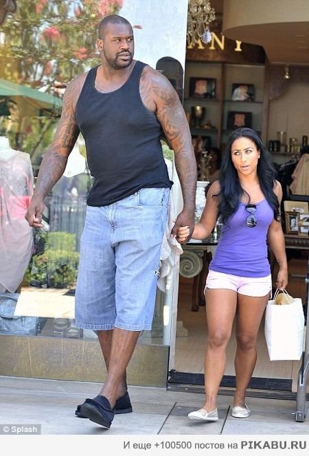 Секс у партнеров разного роста и веса