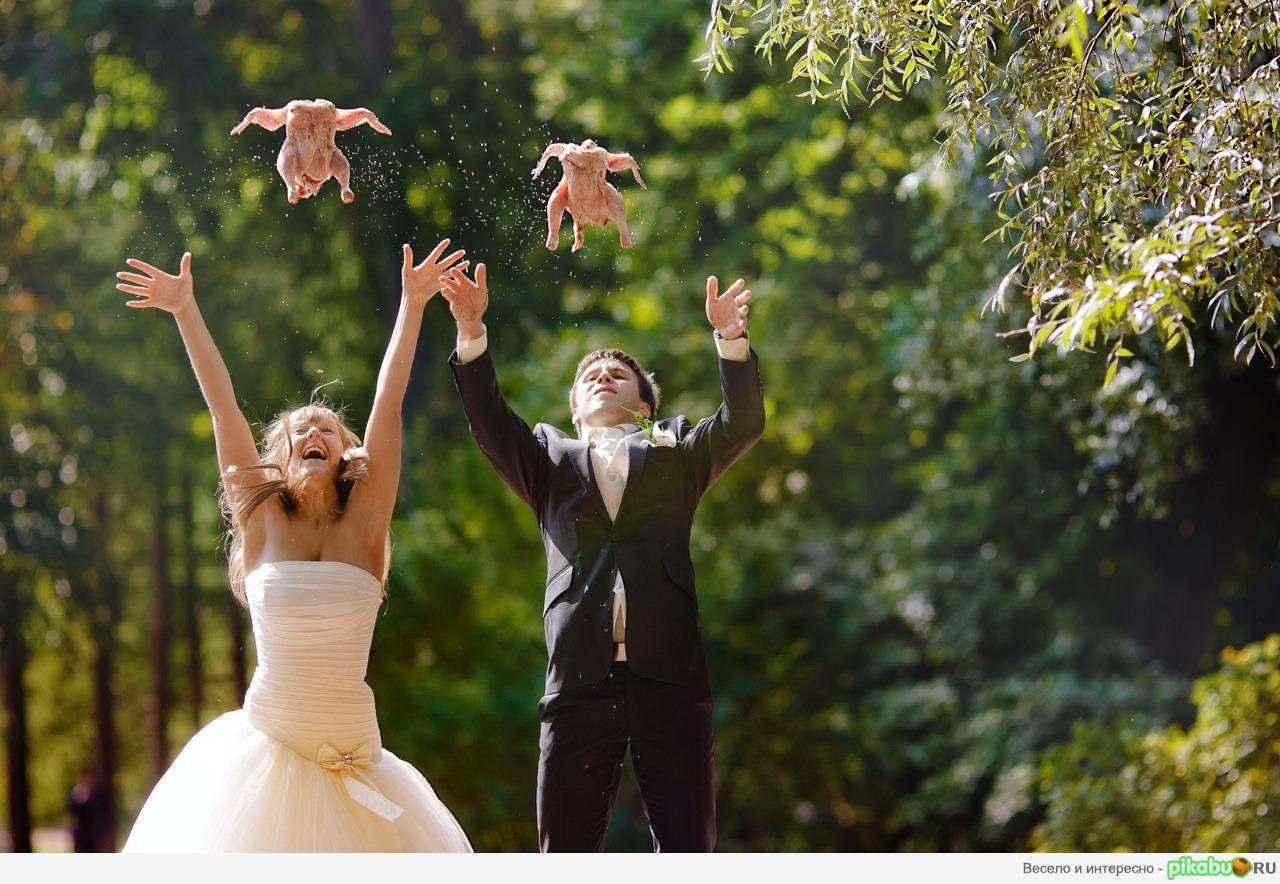 Необычные идей для свадьбы