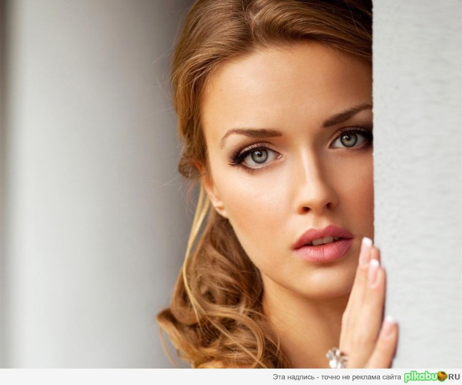 Красивая дама фото