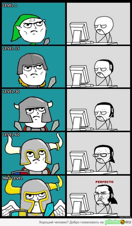 Gamer Guy Greg by finny0125  Meme Center