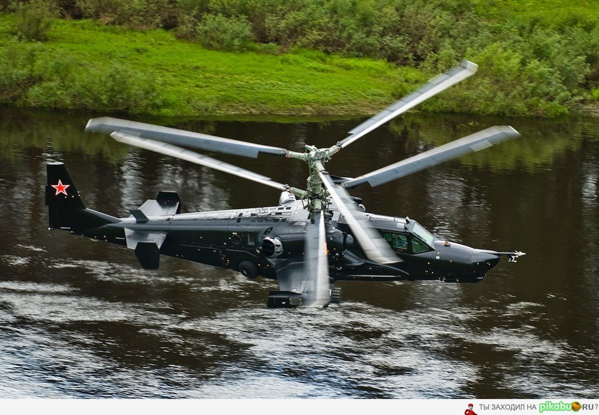 фото вертолет к-50