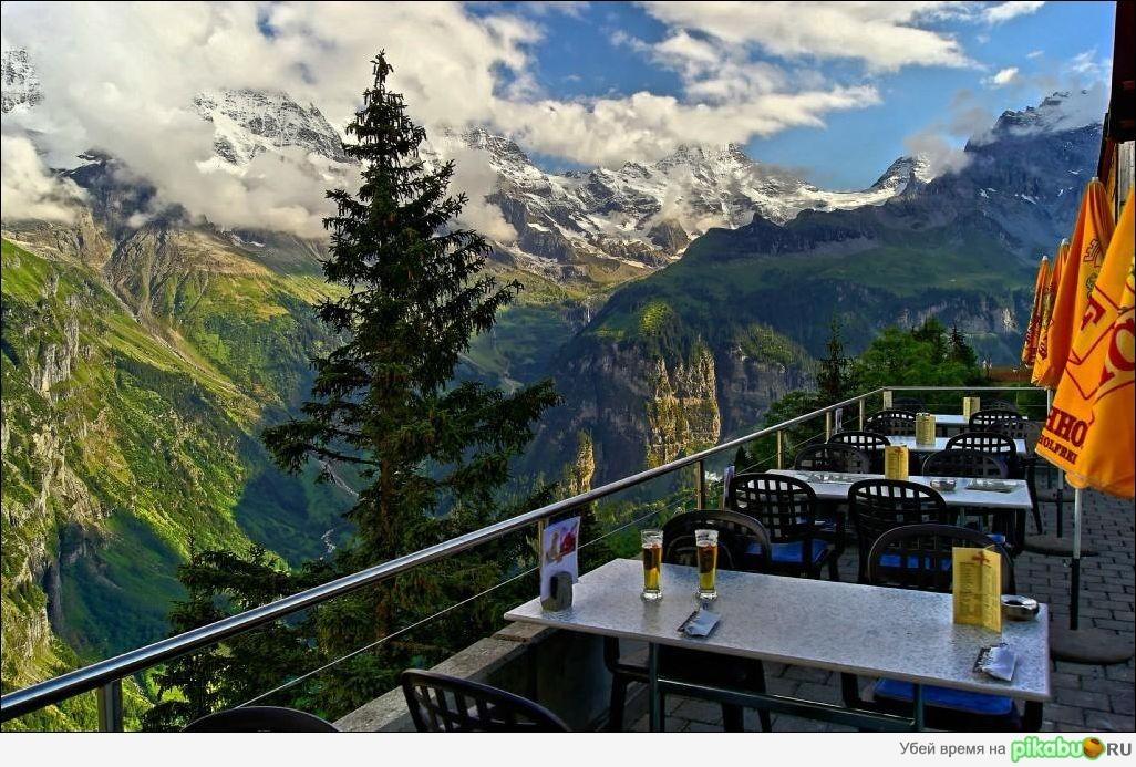 Купить отель в горах