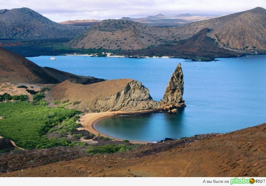 галапагосские острова фото природы