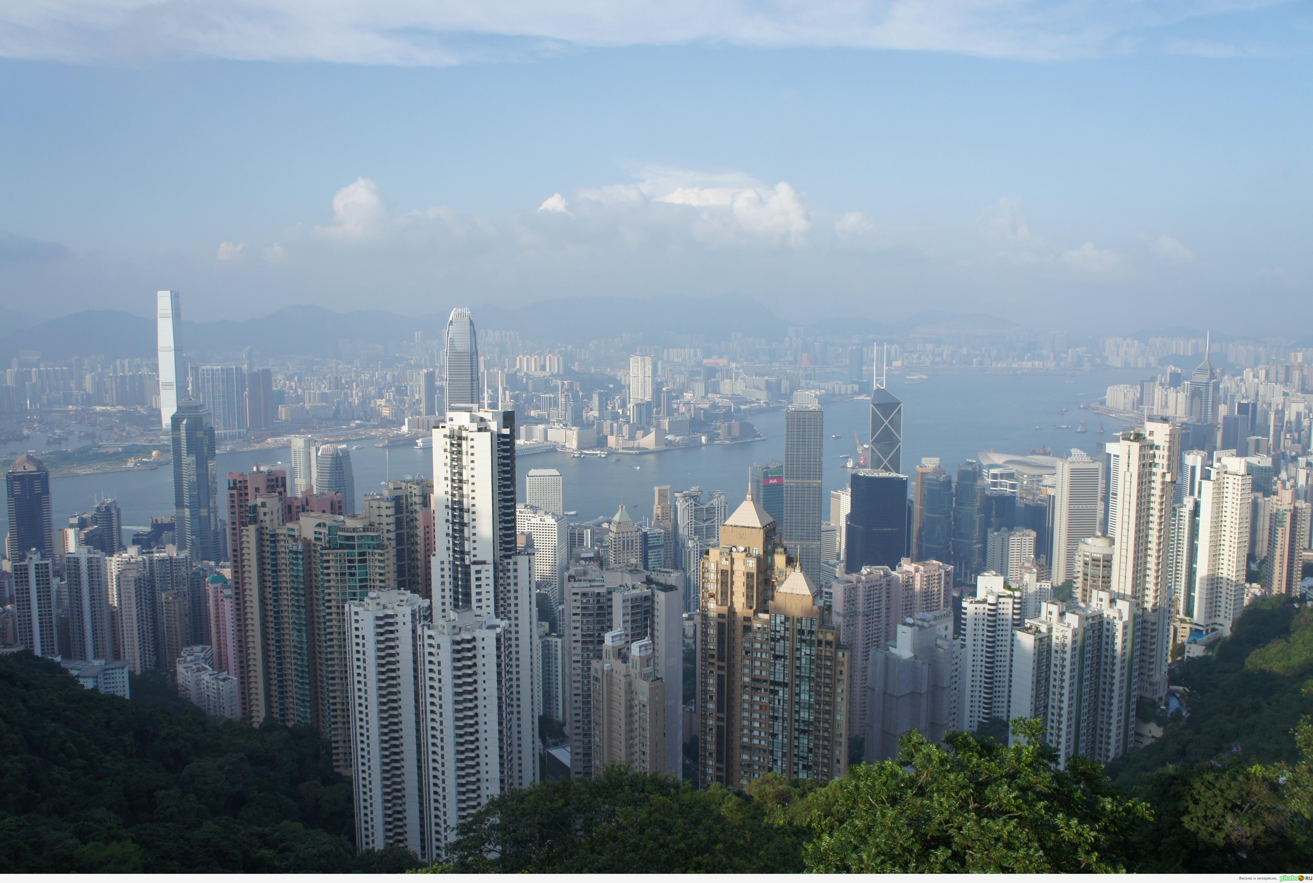 Прямой репортаж из Гонконга Фото шлю специально тебе, Пикабу! Остальные в комментах.