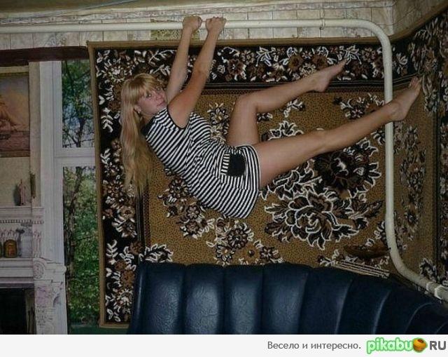 Деревенская мохнатая баба фото 360-185