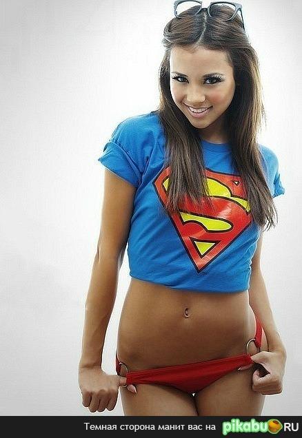 Supergirl - WebDiscover.ru.