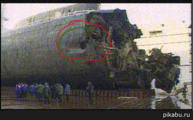 где в курске подводные лодки