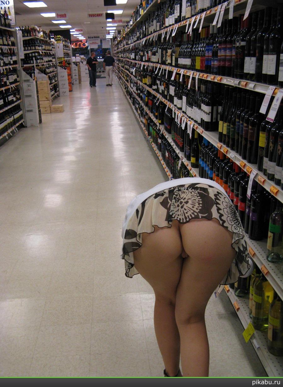 Секс баб в магазине 1 фотография