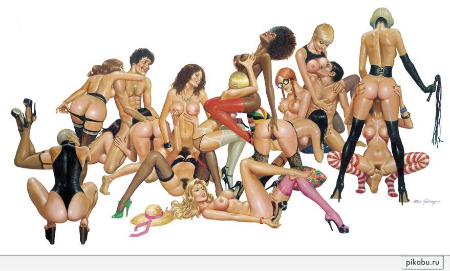Оргия,Эротика,красивые фото обнаженных, совсем голых девушек, арт-ню,песочн
