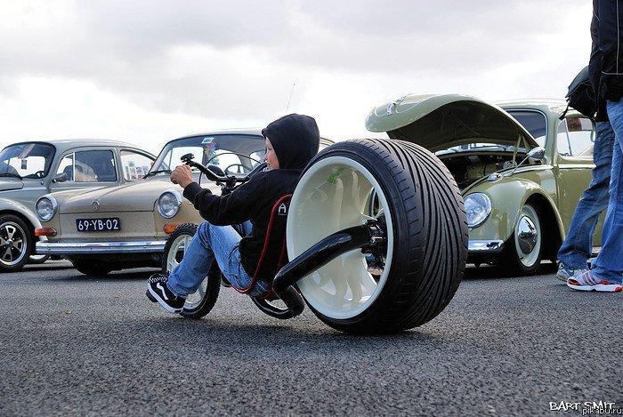 Как сделать машину low