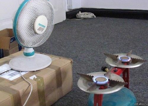 Интересные изобретения из подручных средств