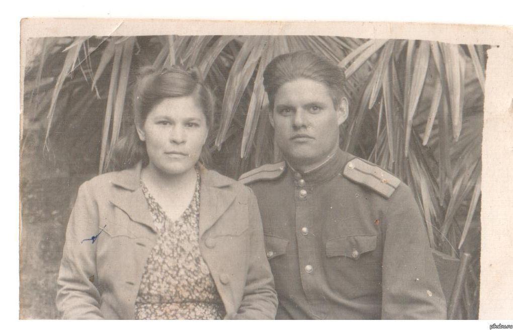 Память Вы помните своих предков?