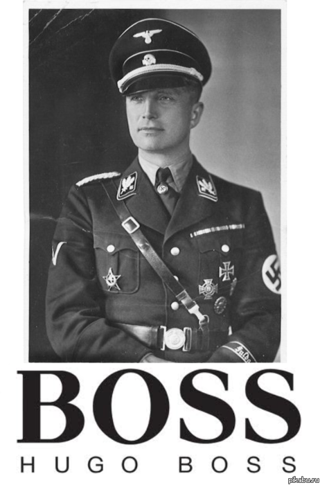 Hugo Boss fashion designer  Wikipedia