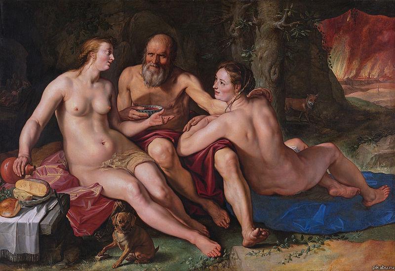 Секс в живописи и секс рисунки 5