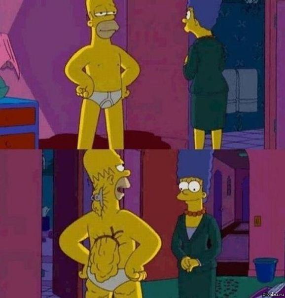 Симпсоны крутые фото 16 фотография