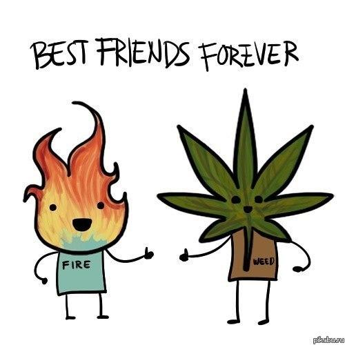 рисунки лучшие друзья карандашом