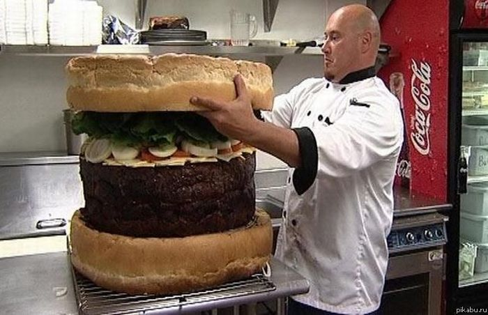 Своими руками чизбургер 2