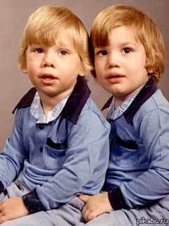 вин дизель с братом-близнецом фото