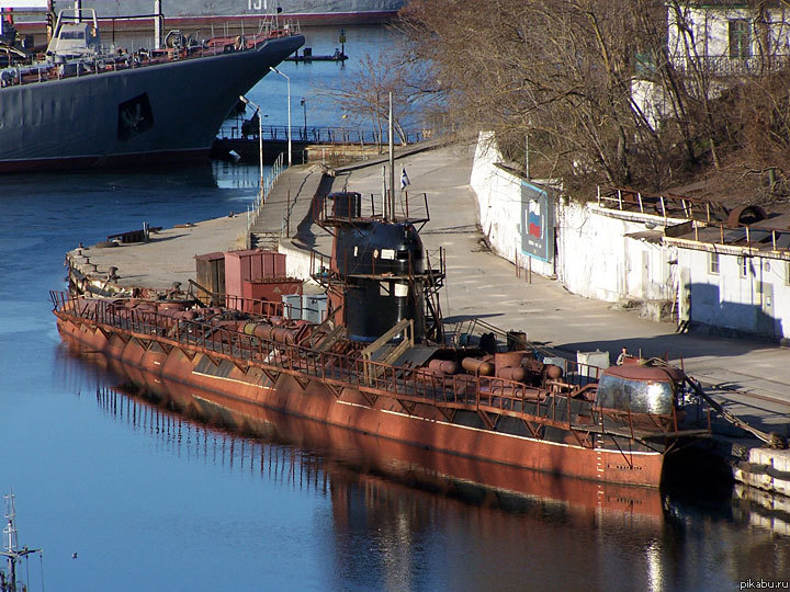 подводные лодки испанского флота