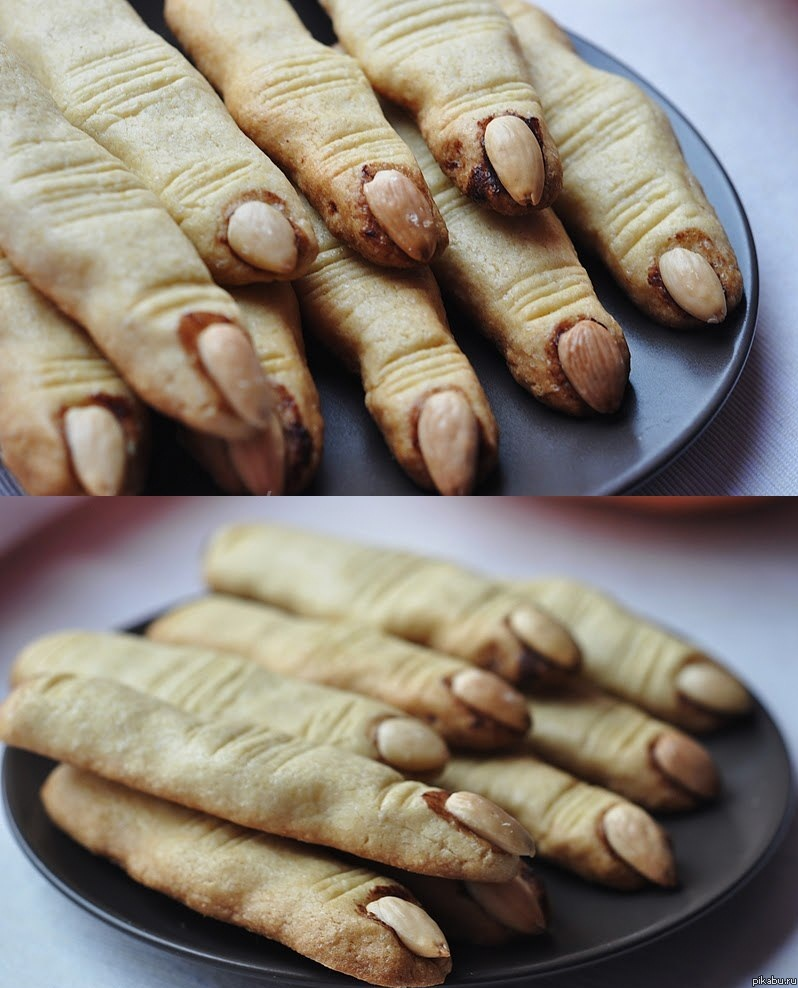 "Witches Fingers Cookies - ������� ""������ ������"" ������ � ������������"
