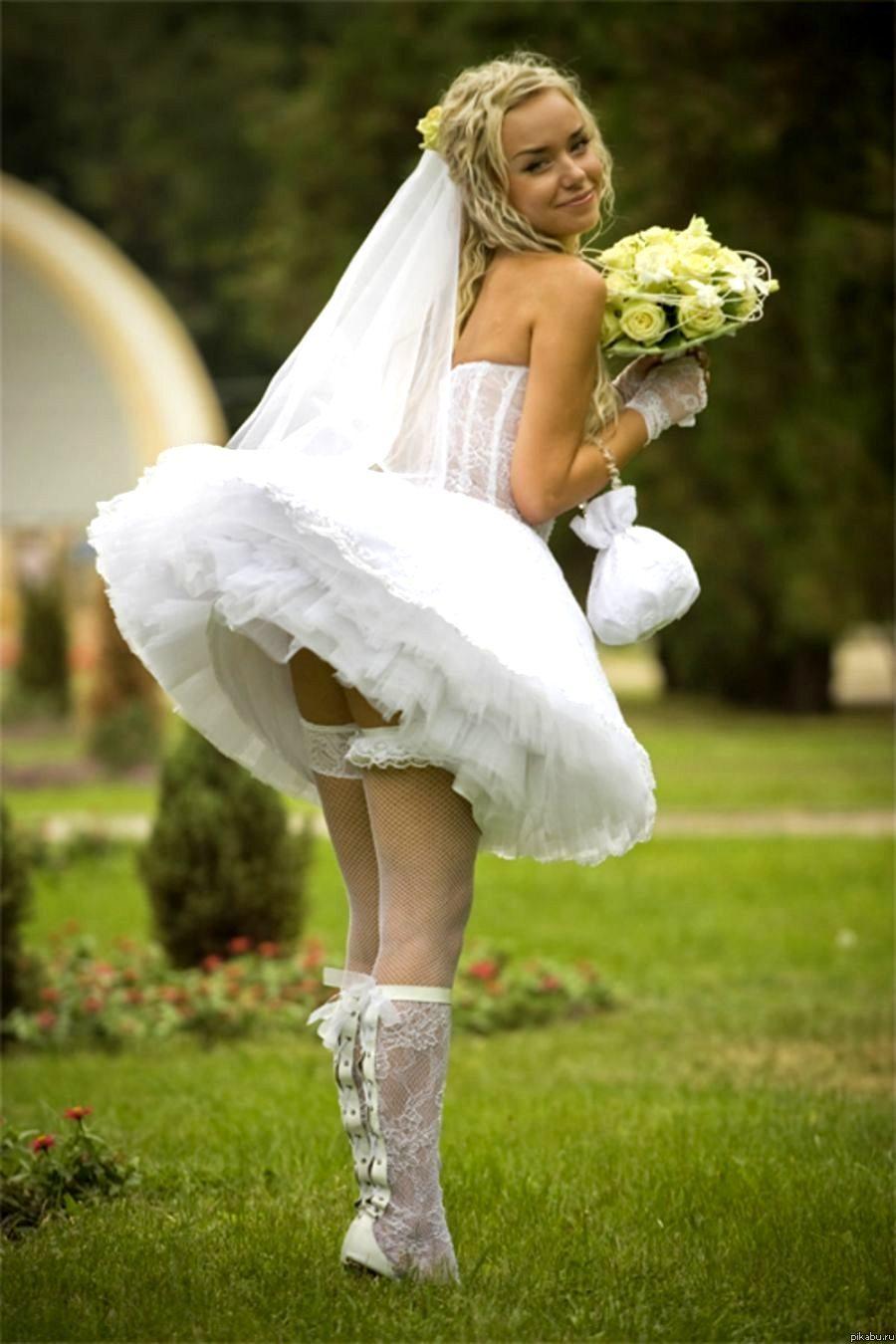 Сексуальные невесты 86 фото НЮ  Триникси