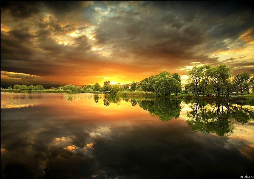 лучшие картинки с природой