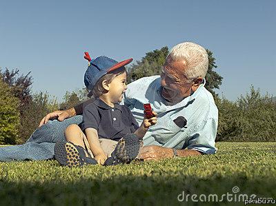 любимый папа и дедушка фото