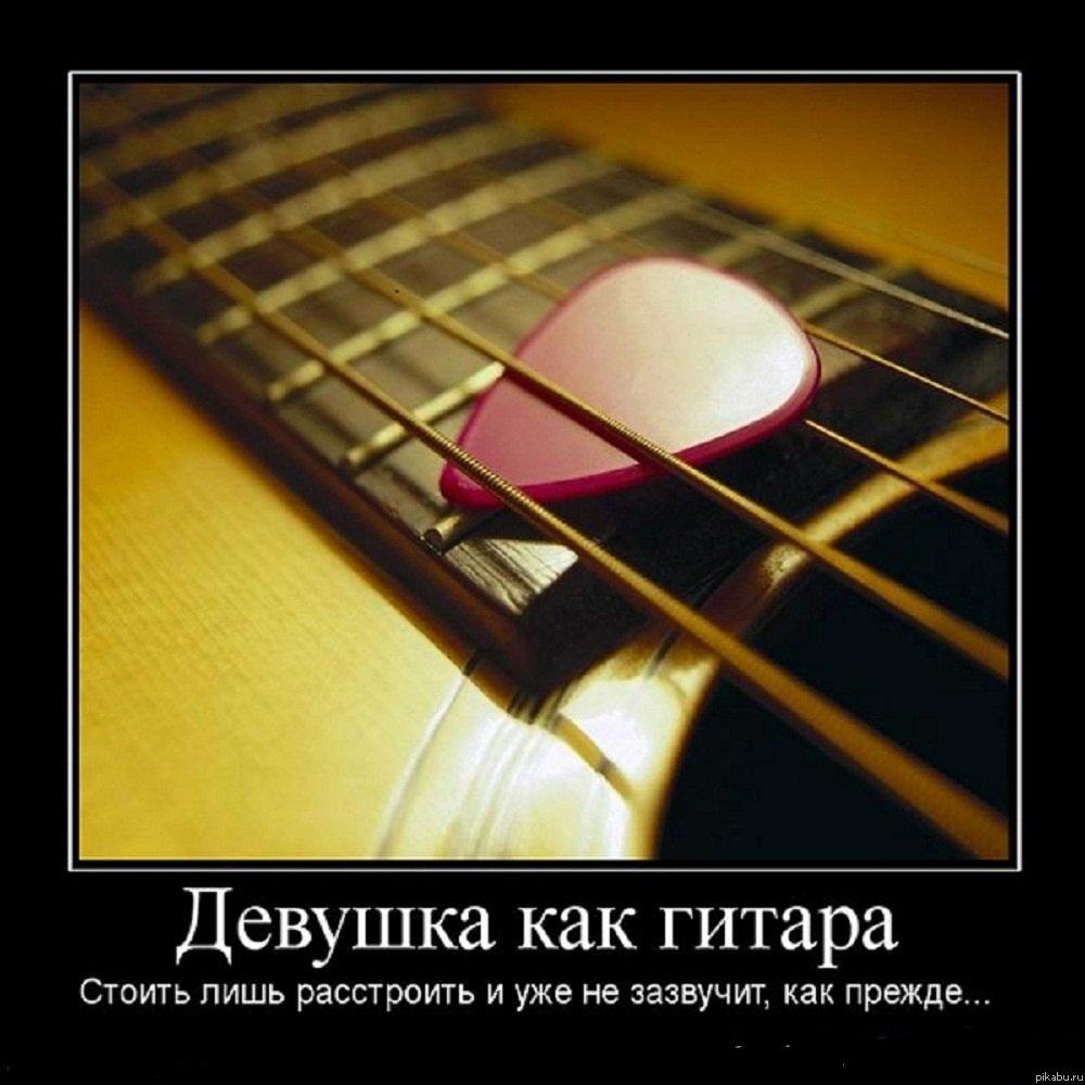 девушек с гитарой фото