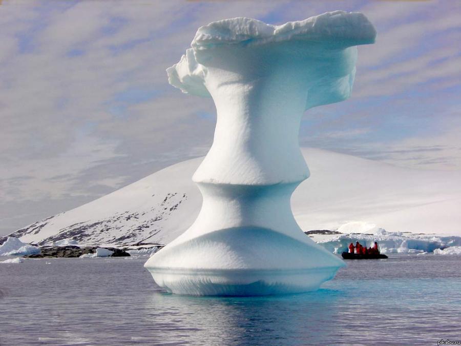 Кусок айсберга Картинки и фото.