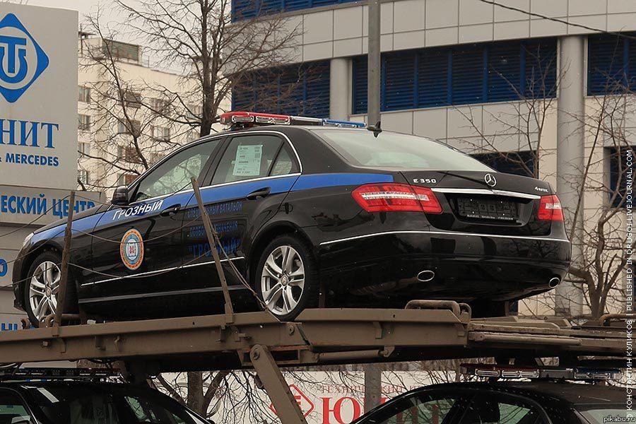 Кадыров подарок автомобиль