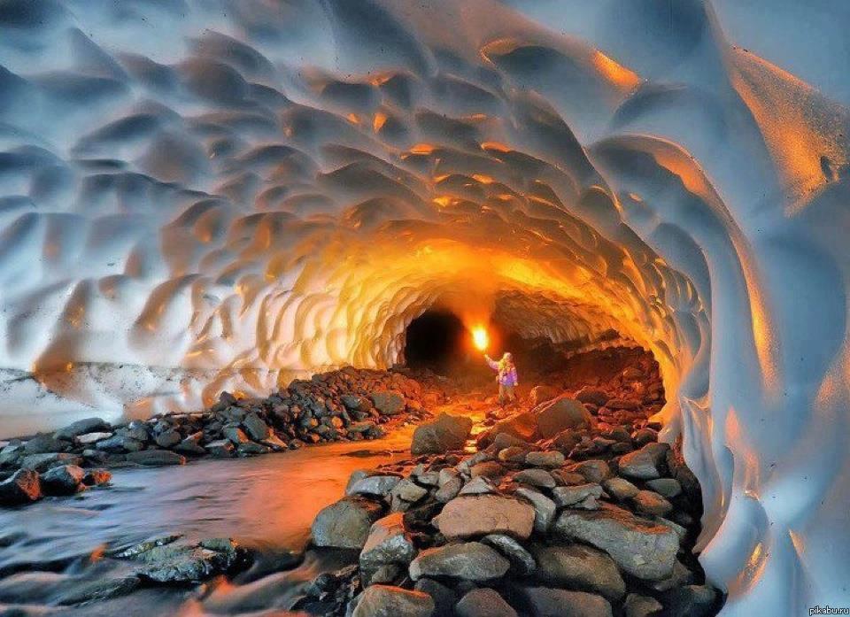 пещеры россии фото