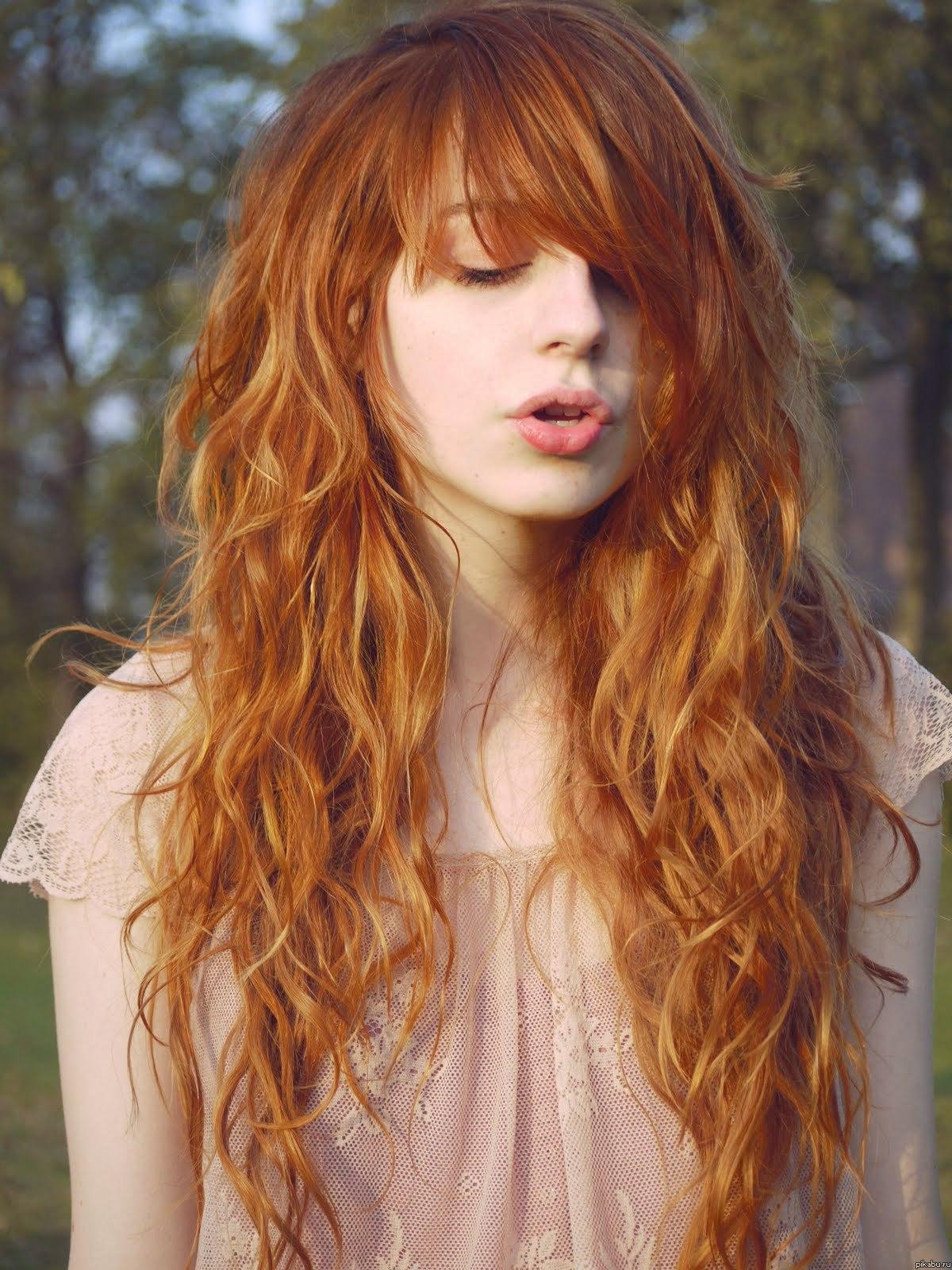 Красивое фото бландинок девушек