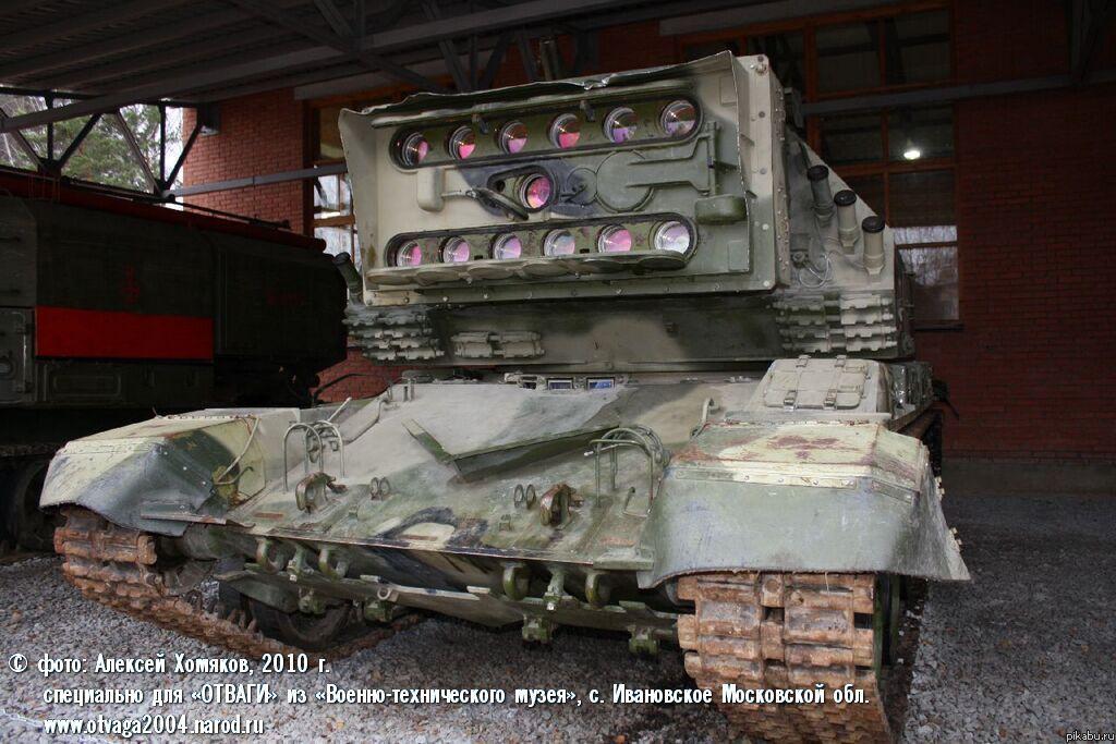 СЛК [Сжатие]. Лазерный танк