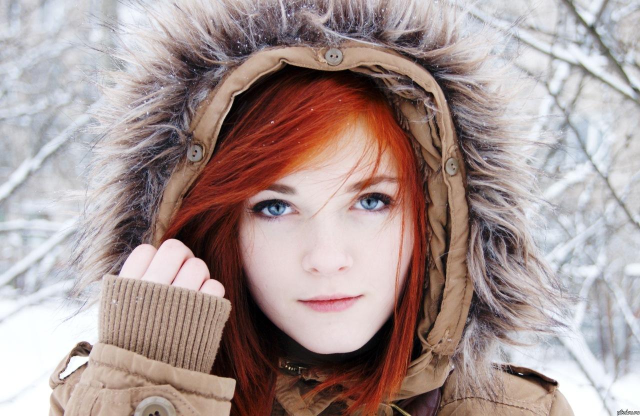 фото рыжеволосых красивых девушек
