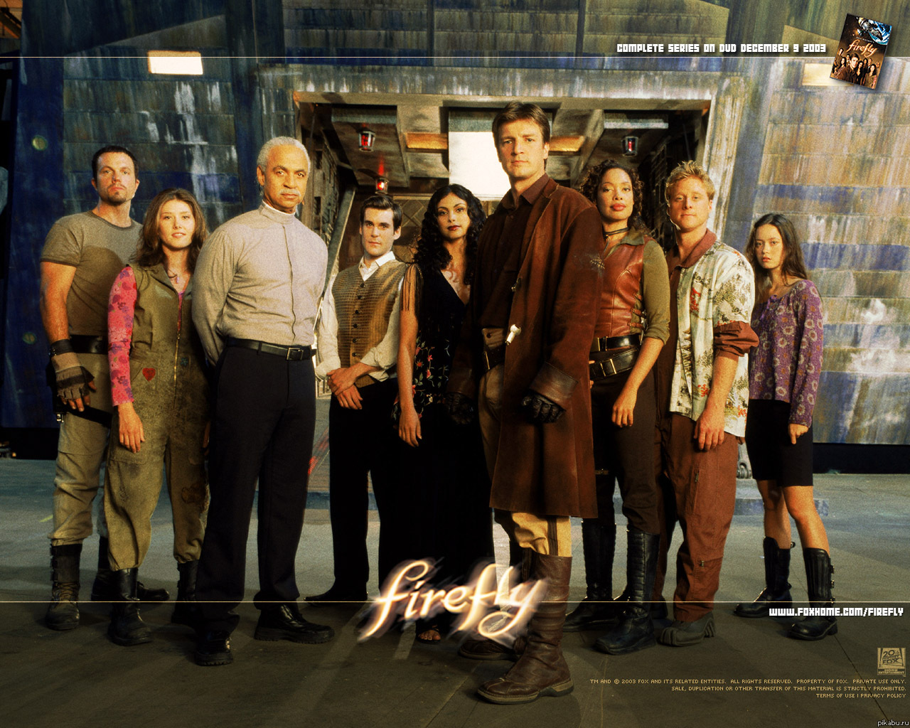 Firefly the movie