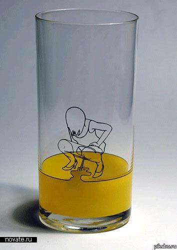 Девушка кончает несколько раз в стакан22