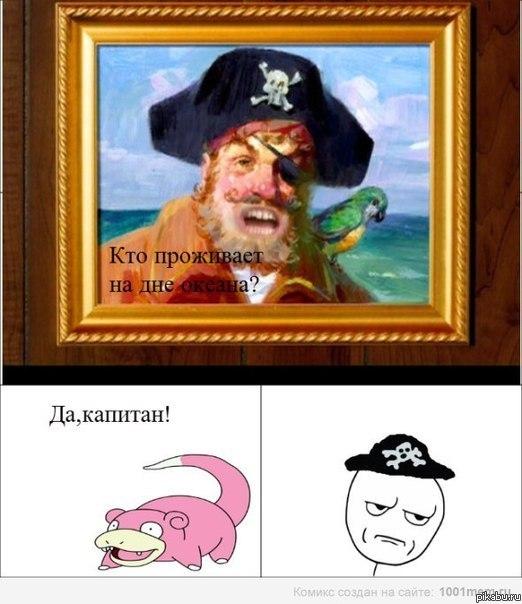 Да, капитан !